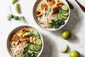 Huon Salmon Thai Green Curry